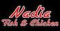 Nadia Fish & Chicken logo