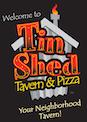 Tin Shed Tavern & Pizza logo