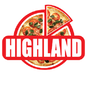 Highland Grill & Pizzeria logo