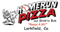 Homerun Pizza logo