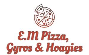 E.M Pizza, Gyros & Hoagies