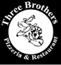 Three Brothers Pizzeria & Restaurant logo