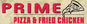 Prime Pizza & Fried Chicken logo