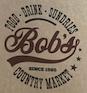Bob's Country Market logo