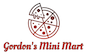 Gordon's Mini Mart logo