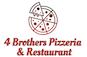 4 Brothers Pizzeria & Restaurant logo