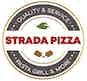 Strada Pizza logo