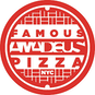 Famous Amadeus Pizza logo