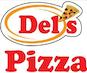 Del's Pizza logo