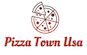 Pizza Town Usa logo