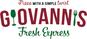 Giovanni's Fresh Express logo