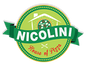 Nicolini House of Pizza logo
