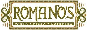 Romano's Pasta, Pizza & Catering