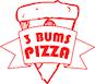 3 Bums Pizza Houghton logo