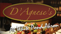 D'Agnese's at White Pond Akron logo