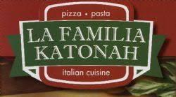 La Familia Pizza logo