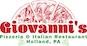 Giovanni's Pizzeria & Italian Restaurant logo