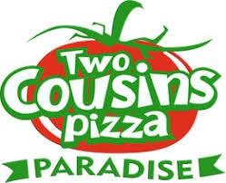 Two Cousins Pizza Paradise