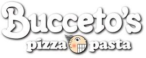 Bucceto's Pizza & Pasta logo