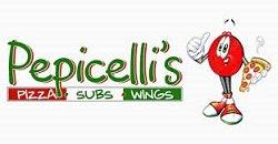 Pepicelli's Pizza logo
