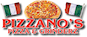 Pizzano's Pizza North Clermont logo