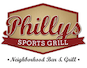 Philly's Sports Bar & Grill logo