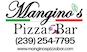 Mangino's Pizza Bar logo