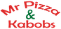 Mr Pizza & Kabobs logo