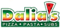 Dalia's Pizza - Upland logo