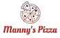Manny's Pizza logo