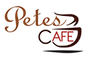 Pete's Cafe logo