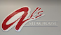 Al's Steak House logo