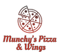 Munchy's Pizza & Wings logo