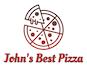 John's Best Pizza logo