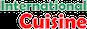 International Cuisine logo