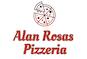 Alan Rosas Pizzeria logo