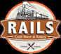 Rails Craft Brew & Eatery - Fishers logo
