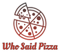 Who Said Pizza logo