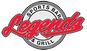 Legends Sports Bar & Grill logo