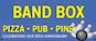 Bandbox Pizza logo