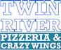 Twin River Pizza logo