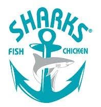 Shark's Fish & Chicken logo