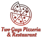 Two Guys Pizzeria & Restaurant logo