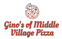 Gino's of Middle Village Pizza logo