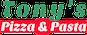 Tony's Pizza Italian Eatery logo