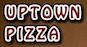 Uptown Pizza logo