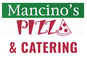 Mancino's Pizza & Catering logo