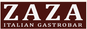 ZAZA Italian Gastrobar & Pizzeria logo