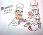 Talamo's Pizza logo