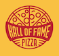 Hall of Fame Pizza logo
